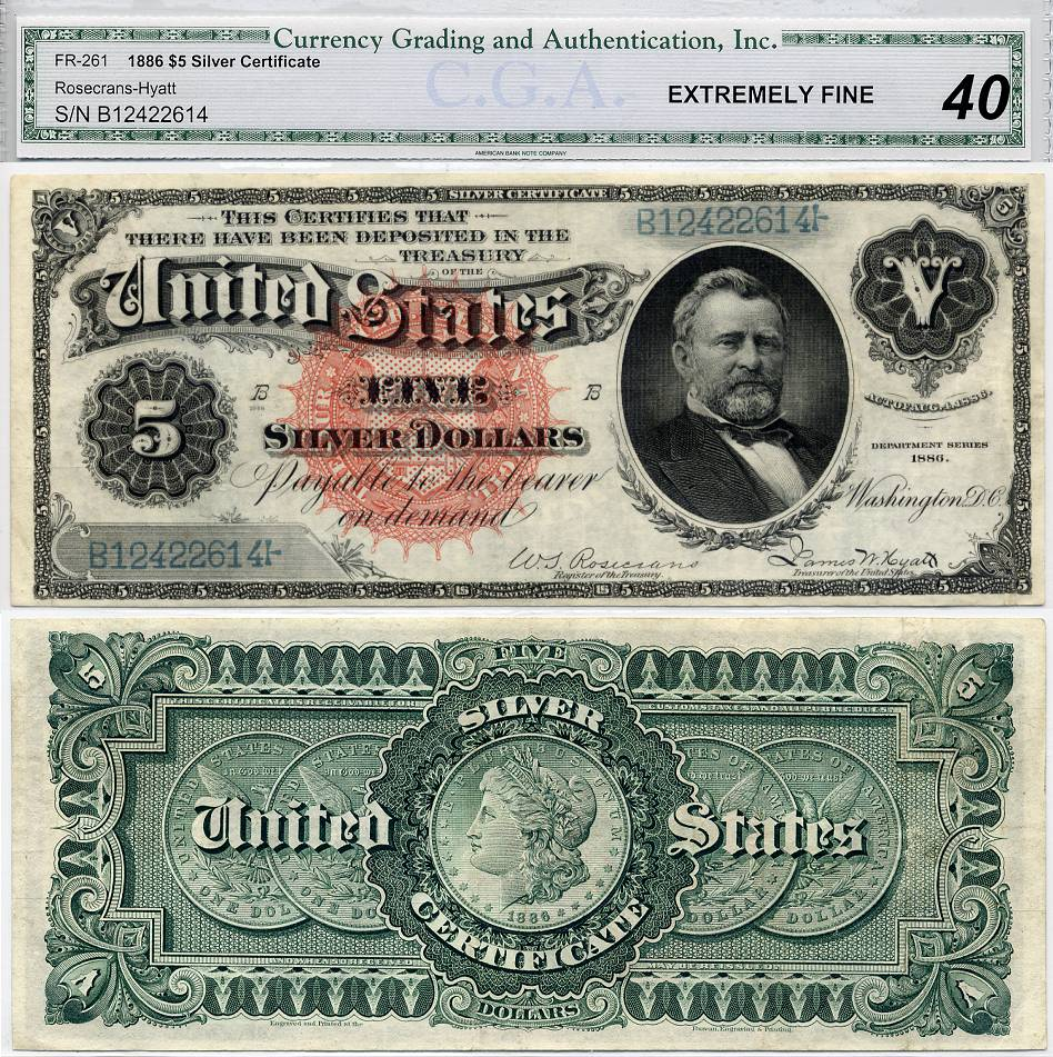 1934c $500 star note - us currency - jakes marketplace, inc